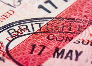 Типы виз в Англию