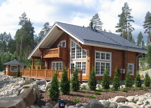 Бронирование и аренда коттеджей в Финляндии