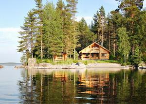 Покупка коттеджа в Финляндии