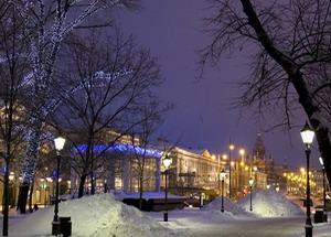 Погода в Хельсинки в Феврале