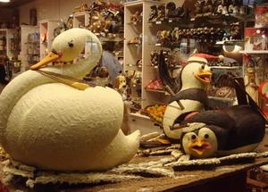 Экспозиция музея шоколада в Кельне