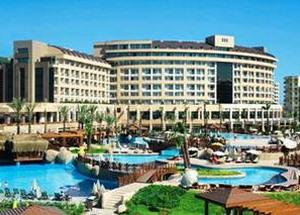 5* отель в Анталии для детей