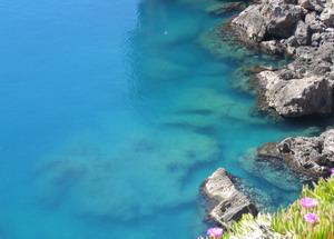 Средиземное море в Анталии