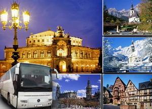В Европу на автобусе