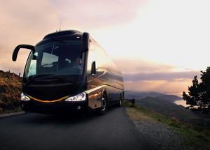 Поездка на автобусе по Европе
