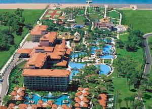 Пятизвездочный отель в Турции