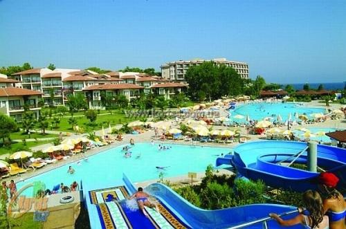 Отель для детей в Турции