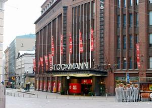 Стокман в Хельсинки