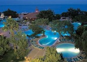 Отель для отдыха с детьми в Турции