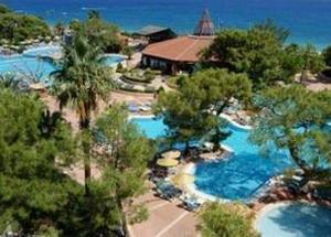 отели Турции для детей от 4 лет Кемер недорогие