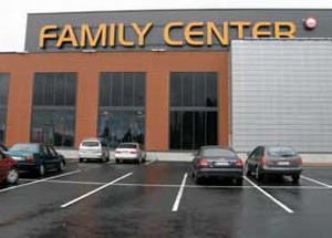 Family Center в Лаппеенранте