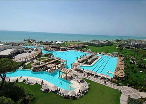 Отель Ela Quality Resort 5* в Белеке