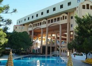 Отель 4 звезды в Турции