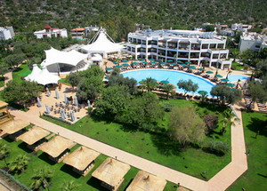 Отель Latanya Bodrum Beach Resort 4*