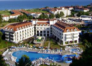 Отель в Турции для молодежи