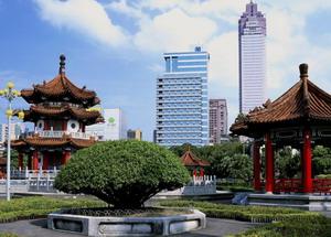 Поздка в Тайвань