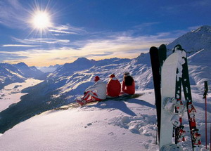 Отдых на горнолыжных курортах в декабре
