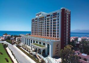 Отель в Анталии Club Hotel Sera