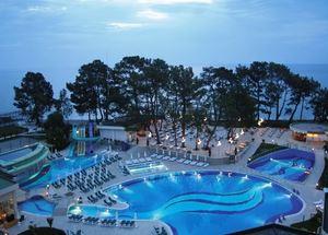 Лучшие пятизвездочные отели Кемера на первой линии