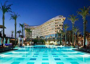 Популярные пятизвездочные отели Анталии