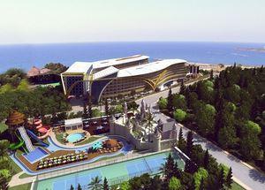 Отели Сиде 5 звезд в Турции