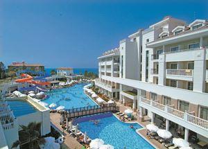 Отель 5* Alba Queen Hotel в Сиде