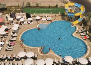 Blue Camelot Beach Hotel в Аланье
