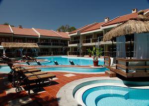 Отель в Турции Club Hotel Turan Prince World в Сиде