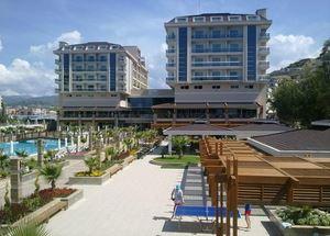 Отель в Алании Dizalya Palm Garden Hotel