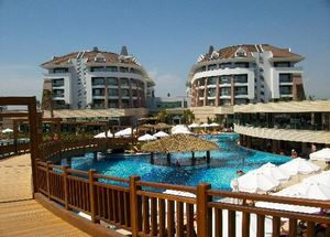 Sherwood Dreams Resort 5* в Белеке