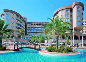 Лучшие пятизвездочные отели в Алании в Турции