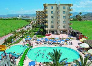 Отели 4* в Алании в Турции