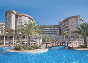 Пятизвездочный отель в Алании (Турция)
