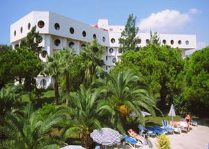 Отель 4 звезды в Сиде Arinna Hotel