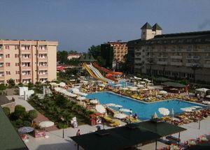Отель 4 звезды для отдыха с детьми Eftalia Resort в Аланье