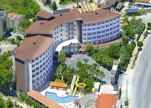 Отель в Сиде Holiday Point Hotel and Spa
