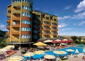 Вид отеля Magnolia 4* в Алании