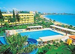 Отель в Аланье Ulusoy Aspendos 3*
