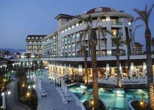 Отель в Сиде 4 звезды