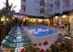 Отель в Алании 4 звезды