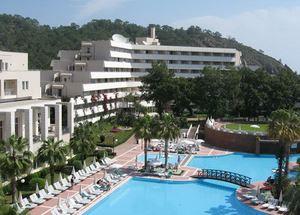 Отель в Кемере 5 звезд для отдыха с детьми