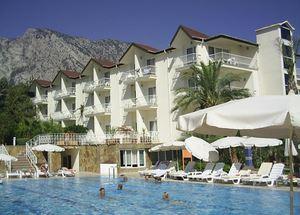 Отели Кемера 4 звезды в Турции