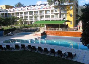 Отель в Кемере 3* на 1 линии