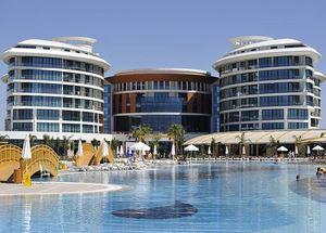 Комплекс Baia Hotels 5* в Анталье