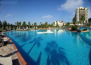 Бассейн отеля Barut Hotels Lara Resort 5 звезд в Анталье