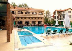 Отель в Белеке Belkon Club Hotel 4*