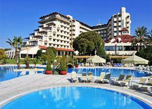 Отель в Белеке Bellis Deluxe Hotel 5*