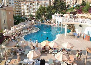 Отель в Алании Club Paradiso 5*