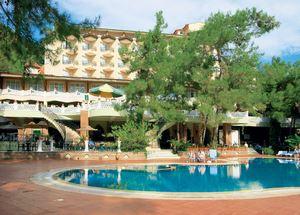 Отель Club Turban Palace 5* в Мармарисе