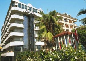 Отель в Алании Emir Fosse Beach 3*